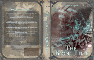Book cover 55 by StarsColdNight