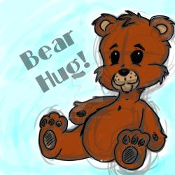 My Bear Hug by UndyingMagic