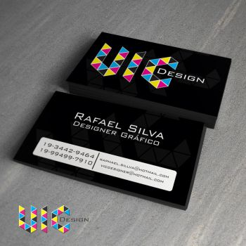 My Business Card by Rafael-Sillva