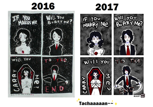 [REDRAW] To the end by skill-lola