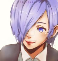 Glow of Touka by mysimpleme14