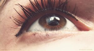 My first eye by SweetNatalii