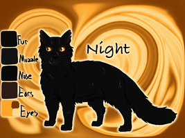 Night of Breeze's Camp - Code of the Forest by Jayie-The-Hufflepuff
