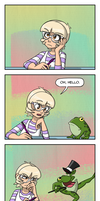 Ragtime (Strip 84) by OmegaDez