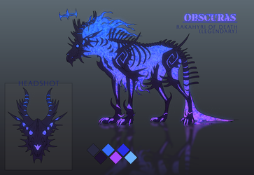 Reference | Obscuras by CrowSkies