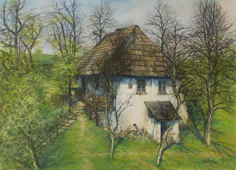 The Cottage by joseph-art