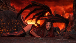 My own succubus in hell by mcmania72