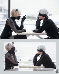 Operator 21O and 9S by Linamohl