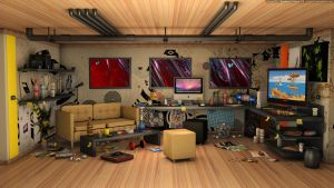 Designer's Room 2.0 by K3nzuS