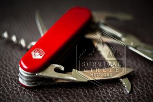 Survival Circle Network Swiss Army Knife by Vikingjack