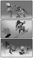 Sword Training by UnknownSpy