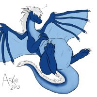 Streaming Commission (for PuristDragon) by Askrow