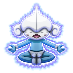 Meditite Meditate by Yggdrassal