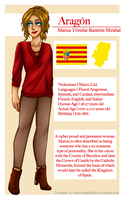 Aragon OC Bio by withwingsthatfly