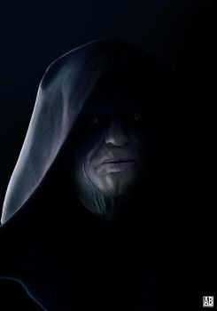 Darth Sidious - Poster by ArtBasement