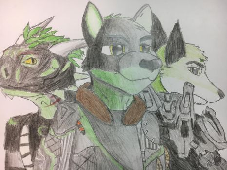 The GMWs of the console games by GreenWhisp