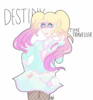 OC: Destiny by united-drawer