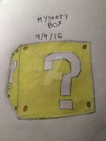 Mystery Box by LovelyBunny-17