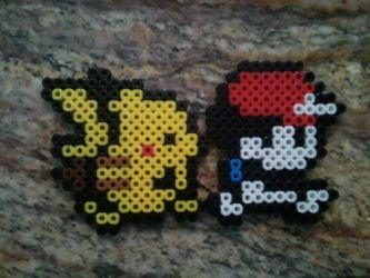 A Tribute to Pokemon Yellow by moonOgirl
