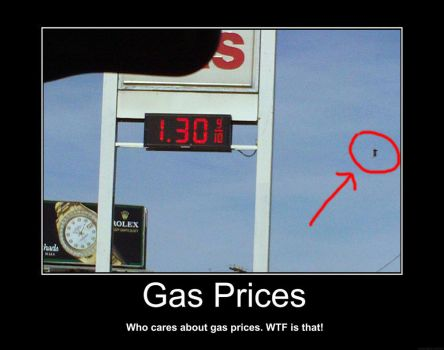 Gas Prices by Blinxis