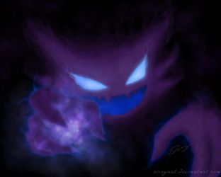 Haunter by RiceGnat