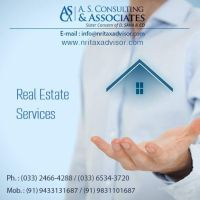 Real Estate Services by nritaxadvisor2015