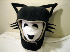 KITTY CAT Hood by tacksidermia