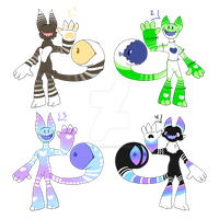|Auction| These Zipkyuus loves you! (CLOSED) by BabyWitherBoo