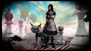 Alice Madness Returns Modeling by Excalavera