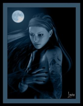 Tattoos By Moonlight by Lavica-Photoshop