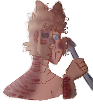 Tord gore by 123mangle321