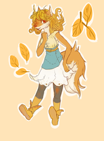 FallFox by Zeighous
