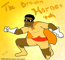 The Brown Hornet : Finish Jam by Lillmissthang