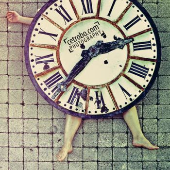 What time is it ? by cetrobo