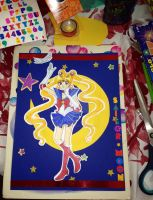 Sailor Moon Crystal by Magical-Mama