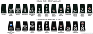 Irish Police Services by Cid-Vicious