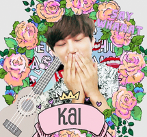 +ID Kai Gif / Tumblr Style by AsianEditions