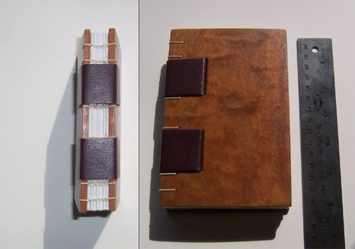 Cherrywood Journal by Grizzelnit