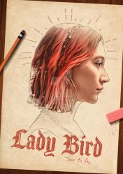 Lady Bird Poster by sorin88