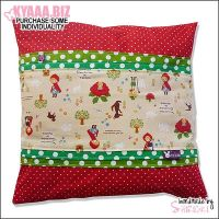 Pillow - Fairytales - Red Riding Hood by shiricki