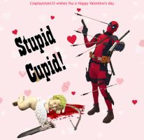 Cosplayteam33 wishes you a Happy Valentines Day -  by cosplayteam33