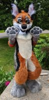 Jackal full suit auction by Sharpe19