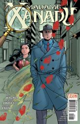 Madame Xanadu Cover 22 by Tentopet