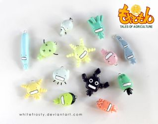 Moyashimon - Tales of Agriculture: Charms by whitefrosty