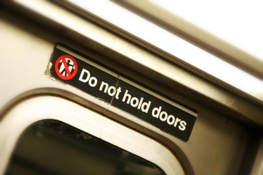 Do not hold doors by luijo