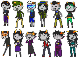 Fantroll Ministrife Cast by WhatNames2