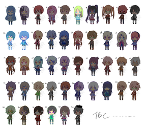 46/100 Adopts Challenge OPEN (4 left) by anoneki