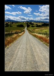 Down the Road by thebowlingdog