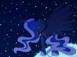 Princess of the night by AquaAngel1010