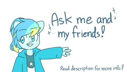 [CLOSED] Ask Star and her friends by StarStriker501